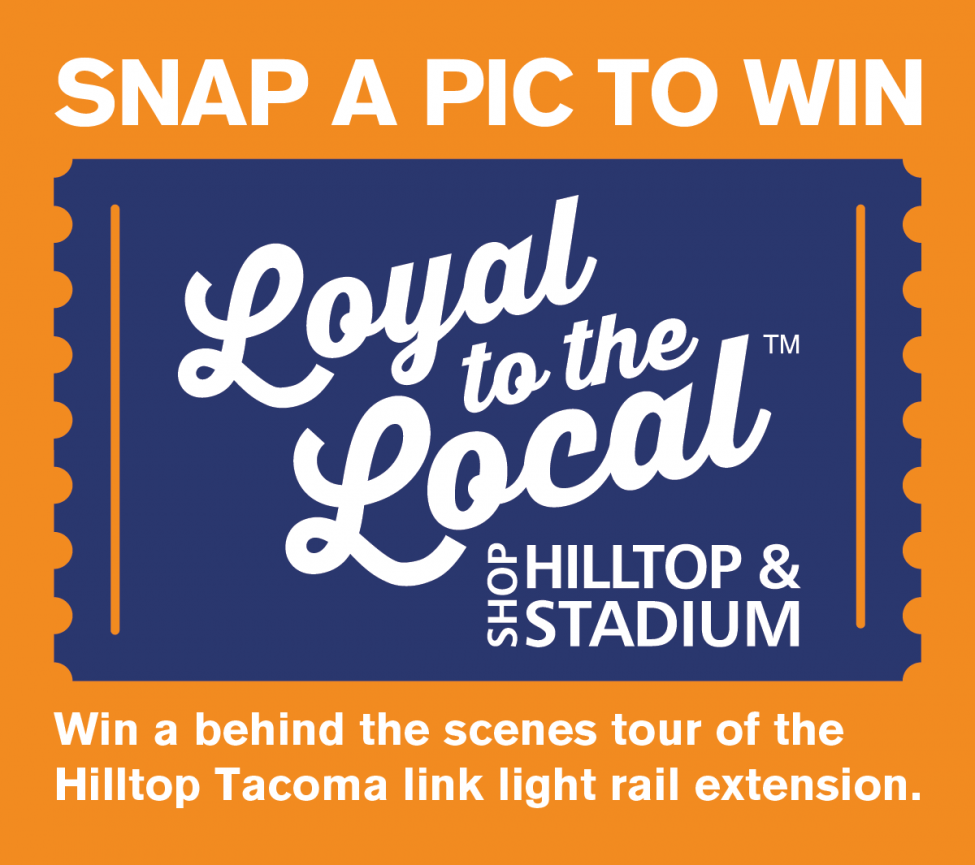 Snap a pic to win #ShopHilltopStadium Instagram Promotion
