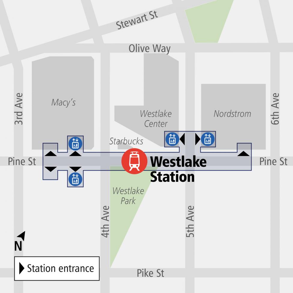 Westlake Station | Sound Transit