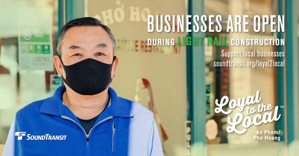 El restaurante Pho Hoang es leal a los lugareños