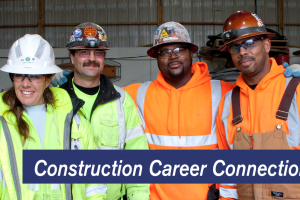 Construction careers fair in Tacoma