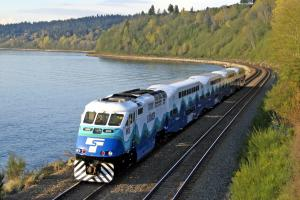Photo of Sounder Train