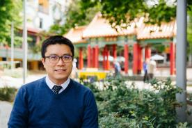 Stephen Mak put his passion for mass transit and planning to work at Sound Transit